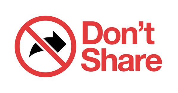 no share
